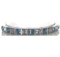 MJ3322 LIGHT BLUE/WHITE